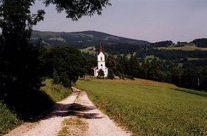 Evangelický kostel Křížlice